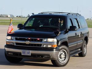 2006 Chevrolet Suburban 2500 Armored Presidential Security Car